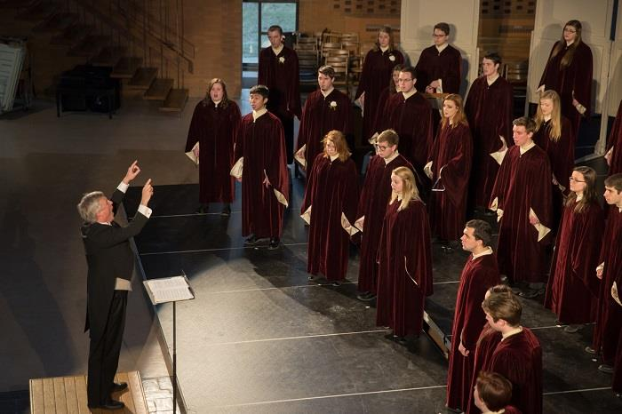 Chorale and Kantorei Spring Tour Dates Announced